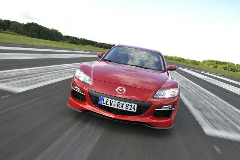 Mazda RX-8 pulled from the European market