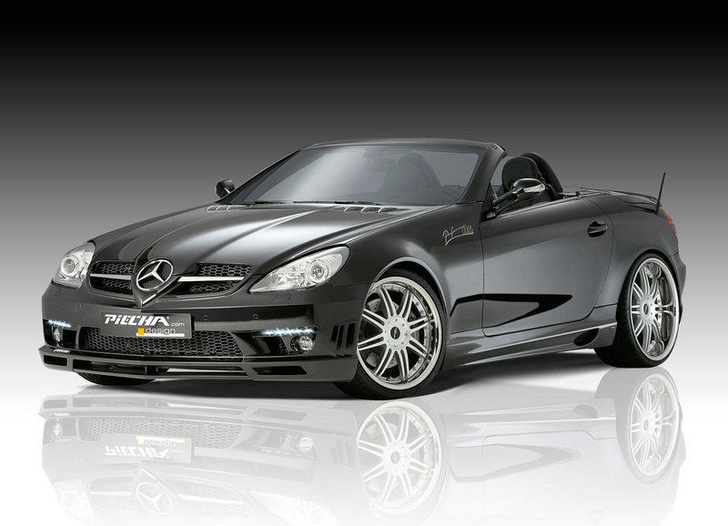 Mercedes SLK R171 Performance RS