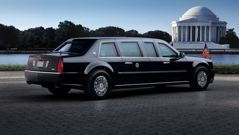 US Secret Service turns down President Obama's request for hybrid limousine