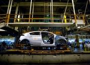 First pre-production model of Chevrolet Volt rolls out of assembly line - image 356613