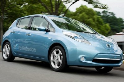 Nissan Leaf receives 6,635 reservations after only three days