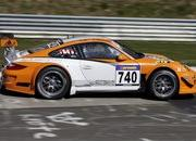 Porsche 911 GT3 R Hybrid makes successful Nordschleife debut - image 359472