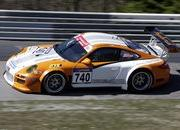 Porsche 911 GT3 R Hybrid makes successful Nordschleife debut - image 359473