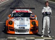 Porsche 911 GT3 R Hybrid makes successful Nordschleife debut - image 359477