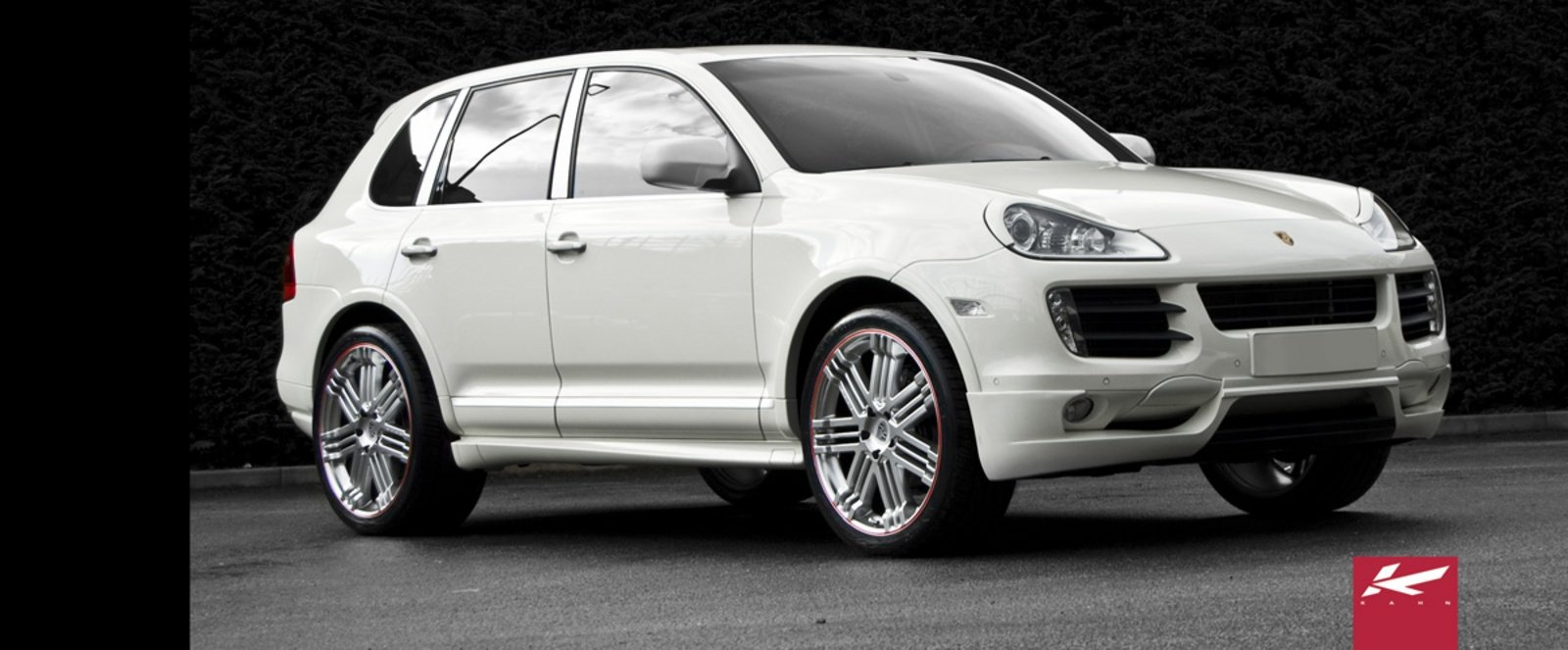 Porsche cayenne super sport tiptronic by kahn news - Super sayenne ...