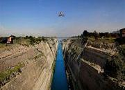 Robbie Maddison jumps over Corinth Canal in Greece, sets new world record - image 357229