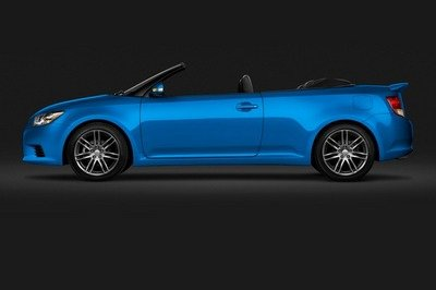 Scion prepares tC Convertible