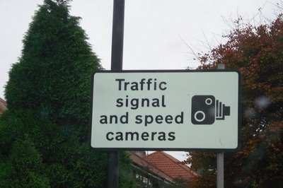 Speed cameras may now capture motorists from space