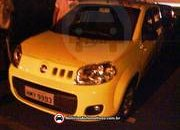 Spy photos of 2011 Fiat Uno snapped in Brazil - image 356676