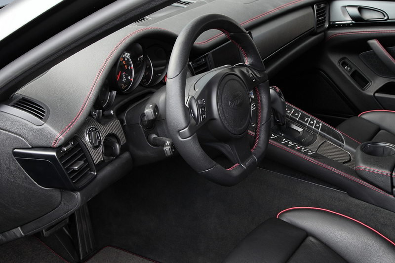 2010 Porsche Panamera Black Edition by TechArt High Resolution Interior - image 358223