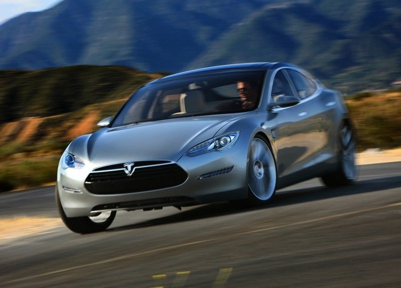 Tesla prepares electric crossover for 2013