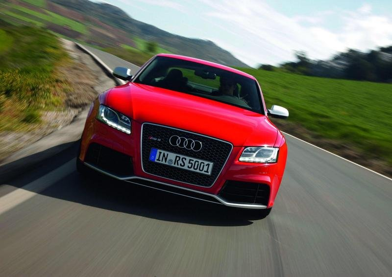The Audi RS5 coming to the US market!