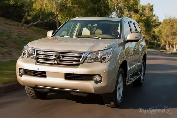 toyota puts temporary halt on sales of lexus gx 460 picture