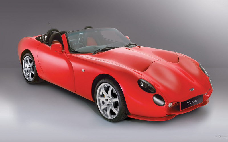 TVR making a comeback with new Corvette-engined model