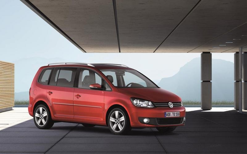 Volkswagen Touran Reviews, Specs, Prices, Photos And Videos | Top Speed