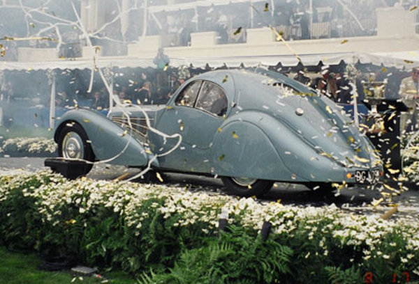 1936 Bugatti Type 57sc Atlantic Is The World S Most