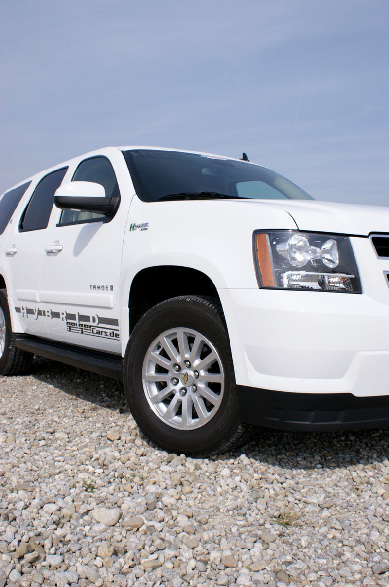 "2008 Chevrolet Tahoe Hybrid ""Tri-Mode"" by GeigerCars.de"