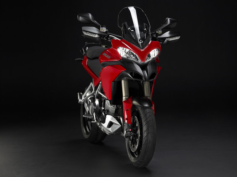 2010 Ducati Multistrada, the new kind of ride in the United States?