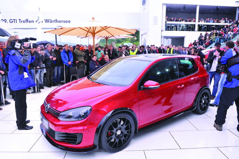2010 Volkswagen Golf GTI Excessive High Resolution Exterior - image 361630