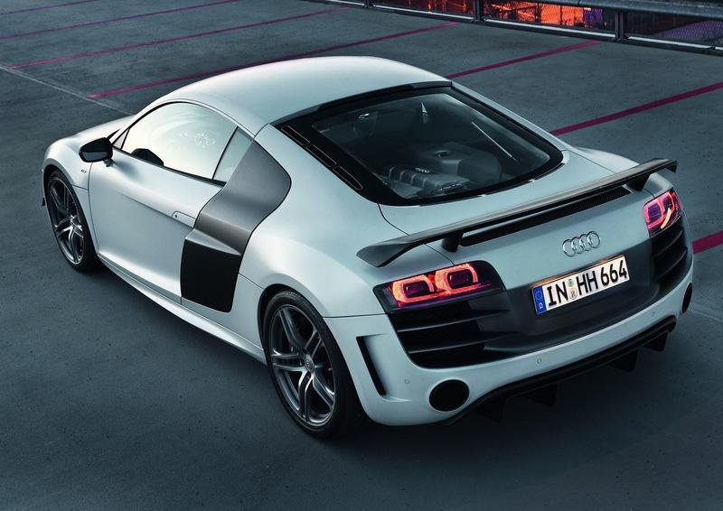 2011 Audi R8 GT High Resolution Exterior - image 360291
