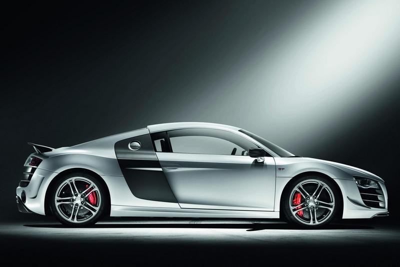 2011 Audi R8 GT High Resolution Exterior - image 360294