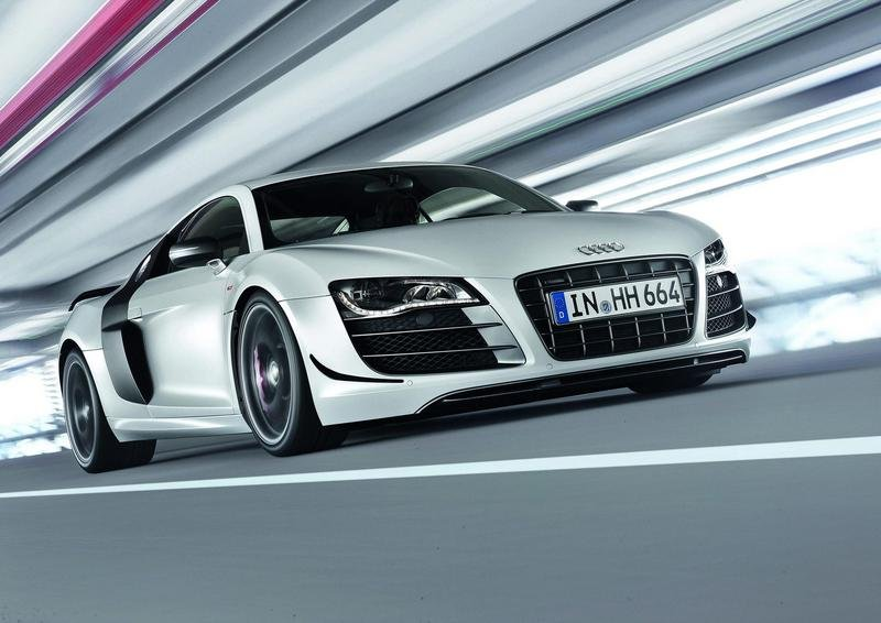 2011 Audi R8 GT High Resolution Exterior - image 360282