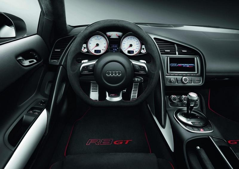 2011 Audi R8 GT High Resolution Interior - image 360284
