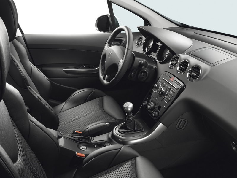 2011 Peugeot 308 GTi High Resolution Interior - image 362233