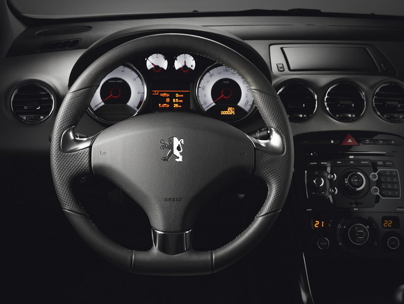 2011 Peugeot 308 GTi High Resolution Interior - image 362234