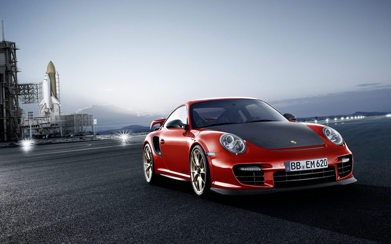 2011 Porsche 911 GT2 RS High Resolution Exterior - image 361530