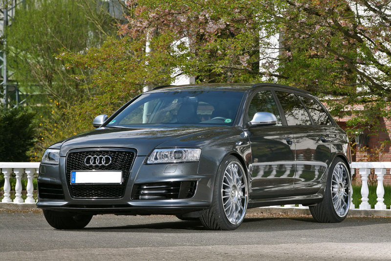 2010 Audi RS6 with 700 HP by Reifen Koch