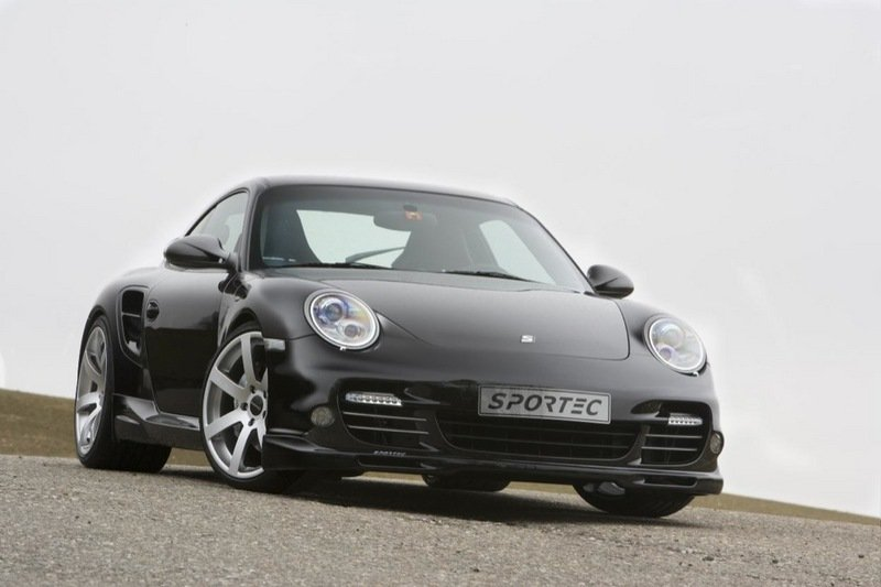 2010 Porsche Turbo 997 SP580 by APS Sportec