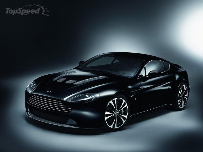 Aston Martin V12 Vantage headed to the US