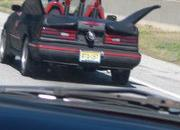 """Batman"" and ""Robin"" spotted prowling along the New Jersey Turnpike - image 360464"