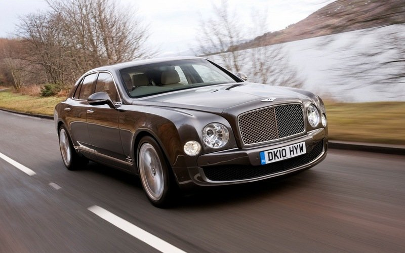 Bentley Mulsanne sold out