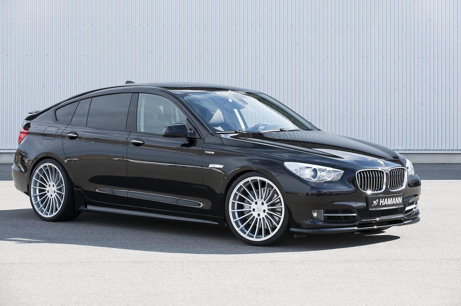 BMW Performance Exhaust >> BMW 5-Series Gran Turismo By Hamann | Top Speed
