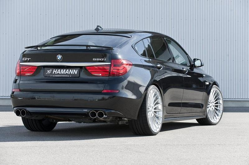 BMW 5-Series Gran Turismo by Hamann High Resolution Exterior - image 361031