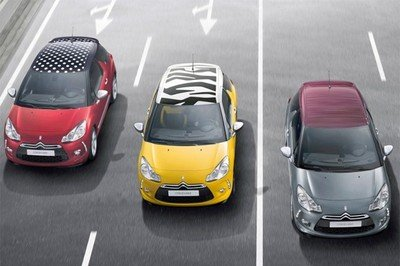 Citroen launches design competition for the CS3