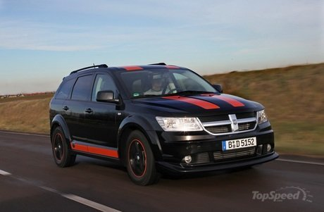 dodge journey 2010. dodge journey sr by irmscher