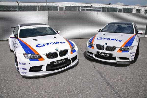 m3 gt2 s and m3 tornado cs by g-power picture