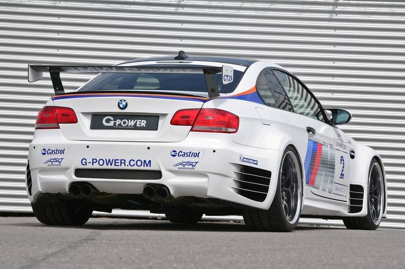 2010 M3 GT2 S and M3 Tornado CS by G-Power Exterior - image 362615