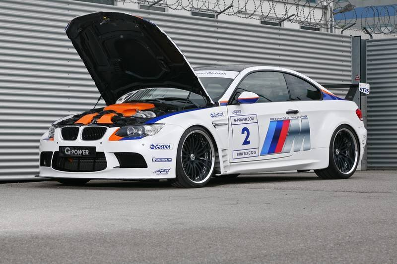2010 M3 GT2 S and M3 Tornado CS by G-Power Exterior - image 362618