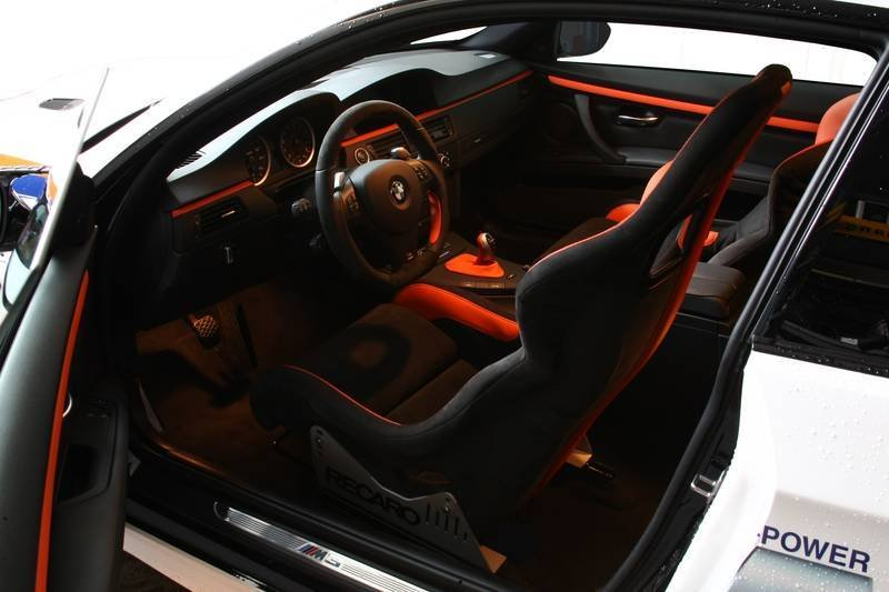 2010 M3 GT2 S and M3 Tornado CS by G-Power Interior - image 362621
