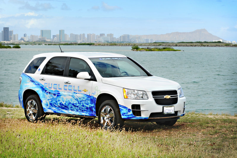 GM, Hawaii, and Hydrogen: a great combination