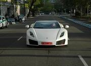 GTA Spano on the streets of Madrid - image 361079