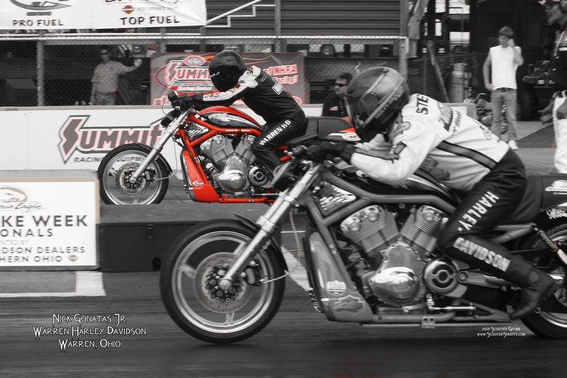 Harley-Davidson Drag Racing, the book that has it all High Resolution - image 360278
