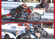Harley-Davidson Drag Racing, the book that has it all - image 360279