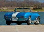 Harley Earl Corvette Sting Ray sold for $925,000 - image 362833