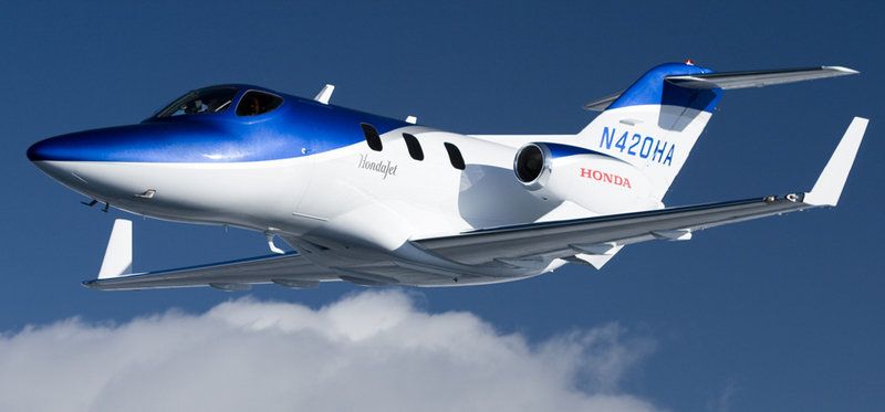 Honda's HondaJet project pushed back again to 2012
