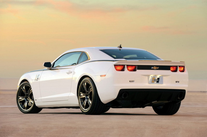 2010 Chevy Camaro Series 5 by Hurst High Resolution Exterior - image 361634